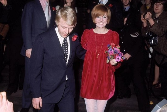 Cilla Black's Wedding Dress