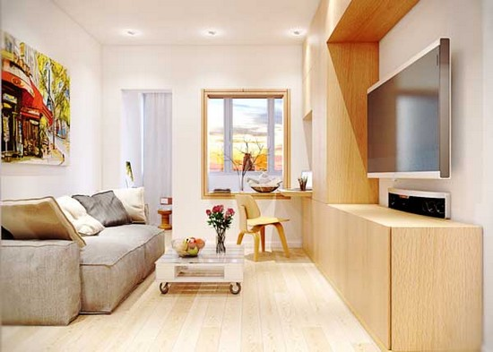 small apartement