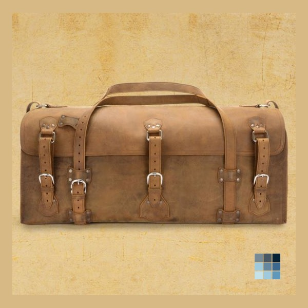 The Beast Duffel Bag by Saddleback Leather
