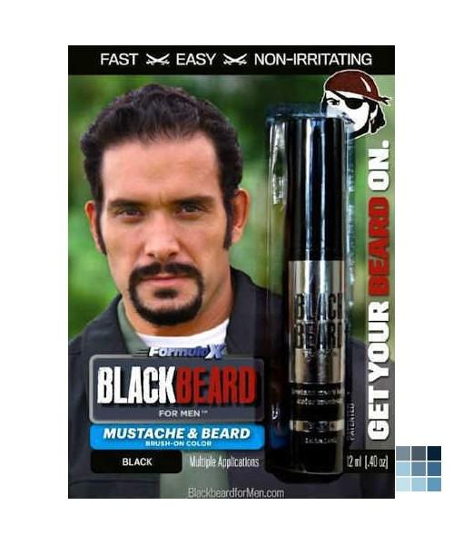 black beard for men