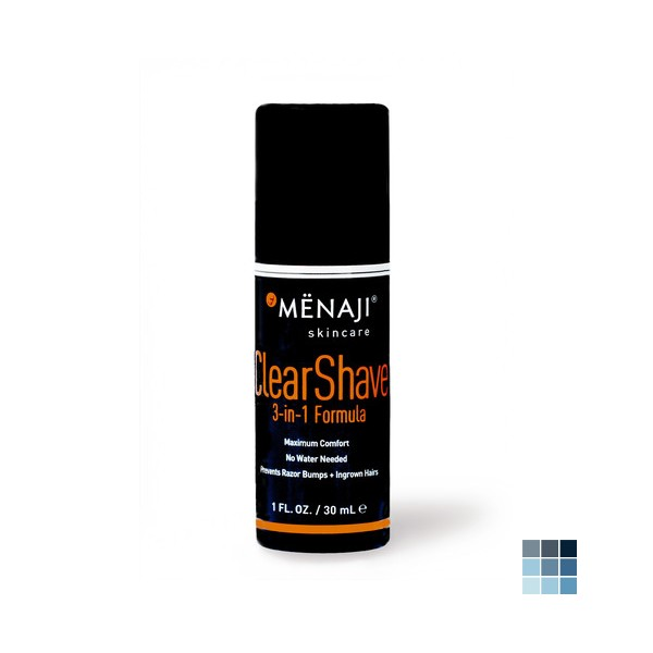 ClearShave 3-in-1 Formula by Menaji