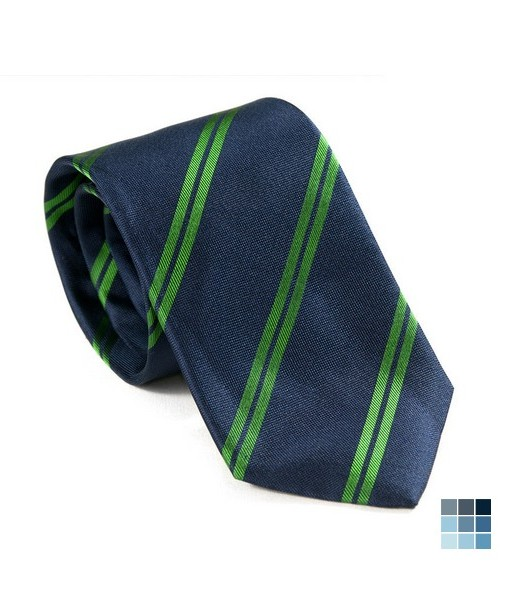 Green Lantern Slim Cut Tie by Jack Franklin 3