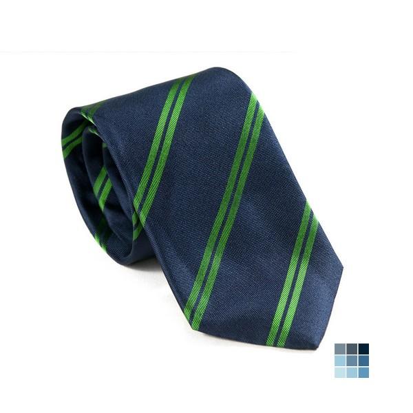 Green Lantern Slim Cut Tie by Jack Franklin 3