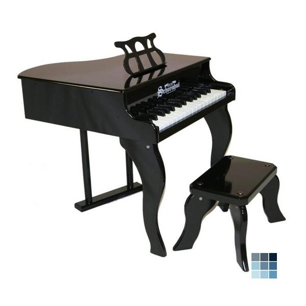 Schoenhut 30 Key Fancy Baby Grand Piano by TSCToys