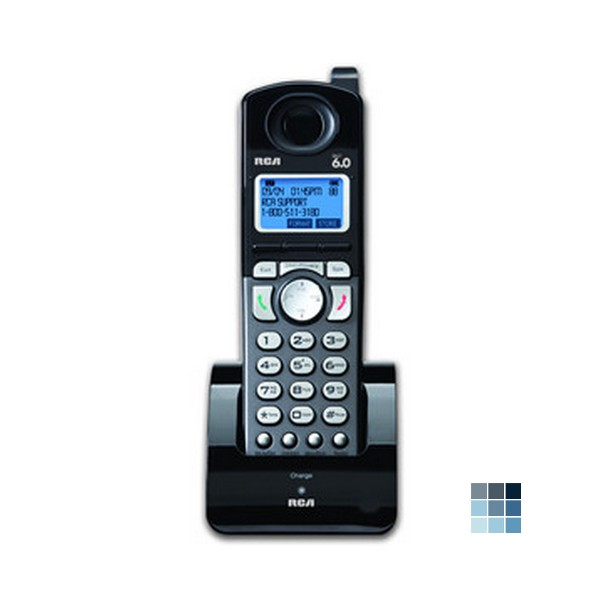 Cordless Phone Accessory Handset DECT 6